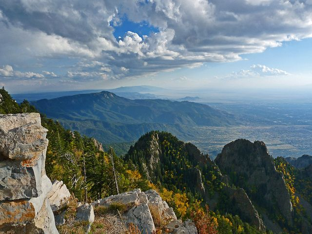 Sandia Mountains