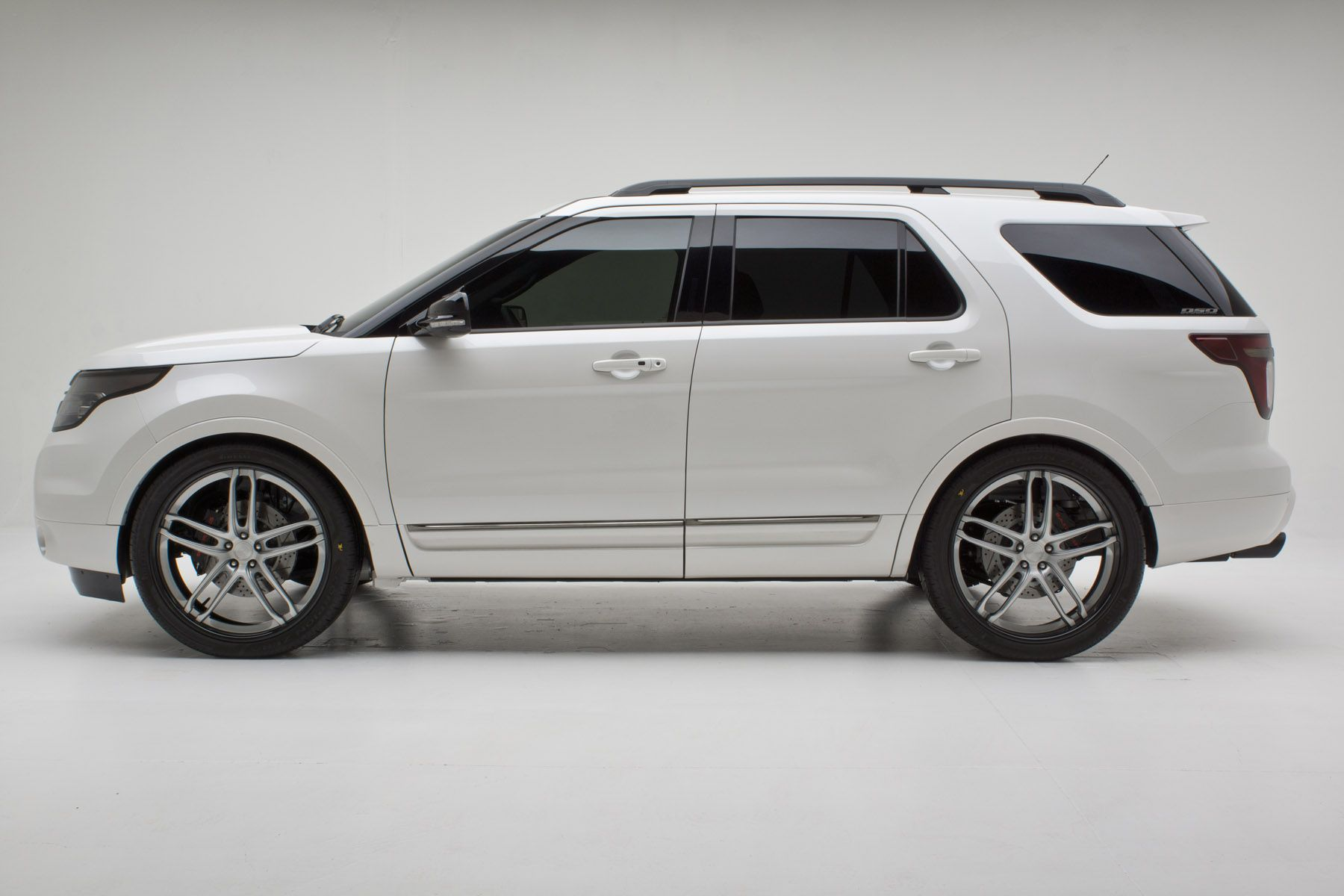 2012 Ford Explorer Limited By Dso Eyewear Exterior Basf Pearl Tri