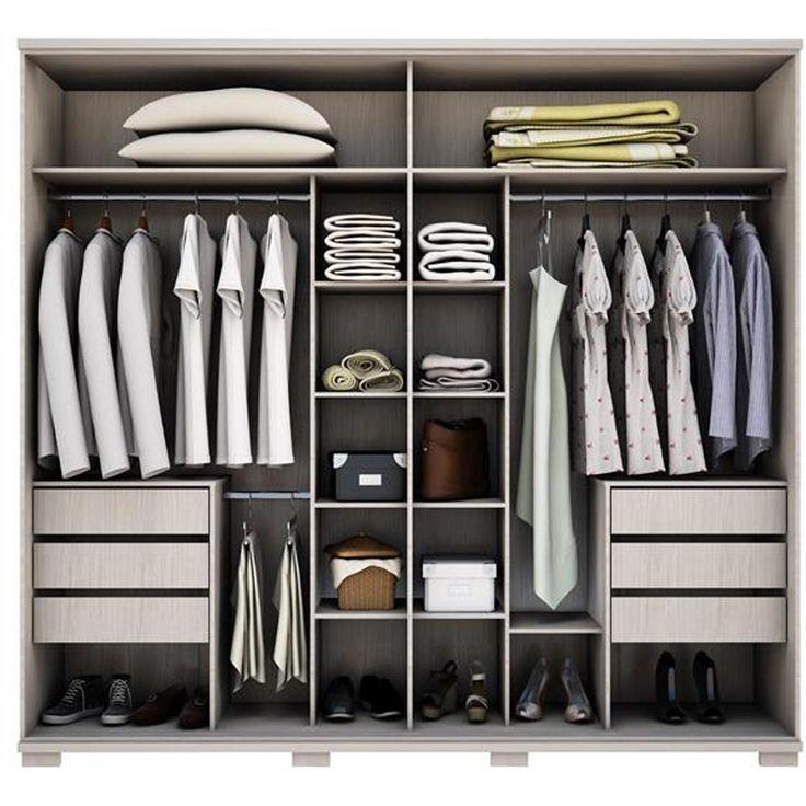 Resultado de imagen para plano closet mdf muebles for Planos de closet