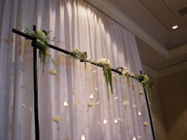 Indoor Wedding Altar Ideas