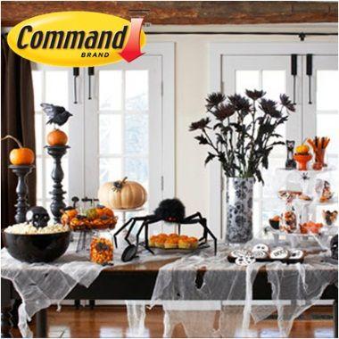¿Ya tienes tu decoración de Halloween lista para esperar a tus amigos y pasarla muy bien asustando?