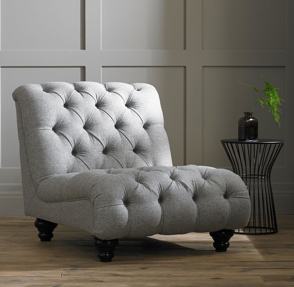 The Paris Chair (With images) | Vintage chesterfield sofa ...