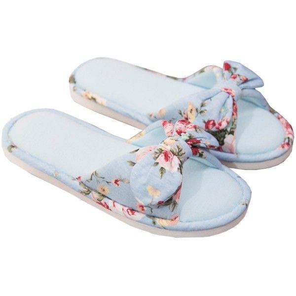 Unisex Cute Soft Sole Indoor Bedroom Slippers Beautiful