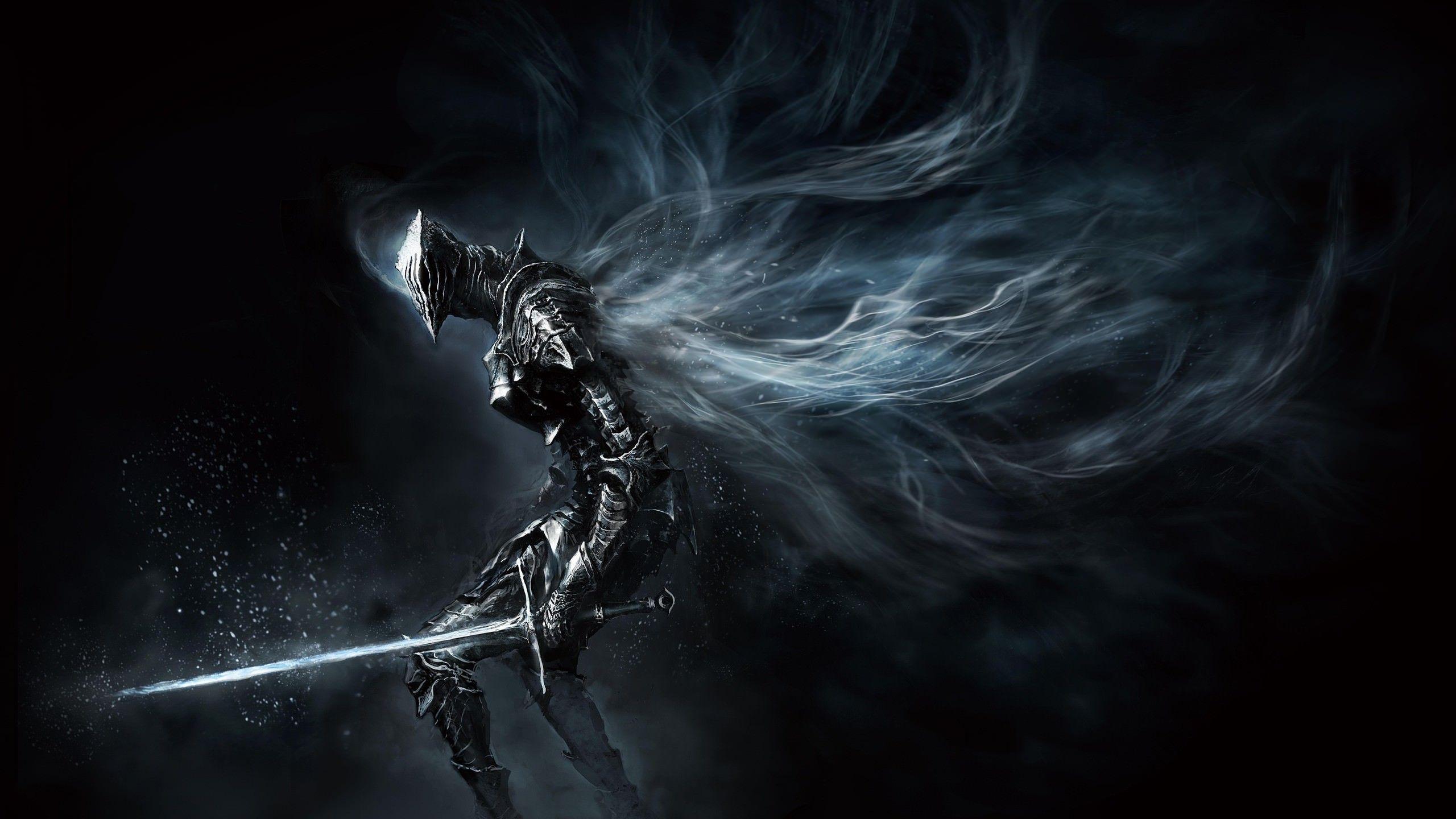 Illusion Of Dark Soul 2560x1440 En 2019 Dark Souls Fond