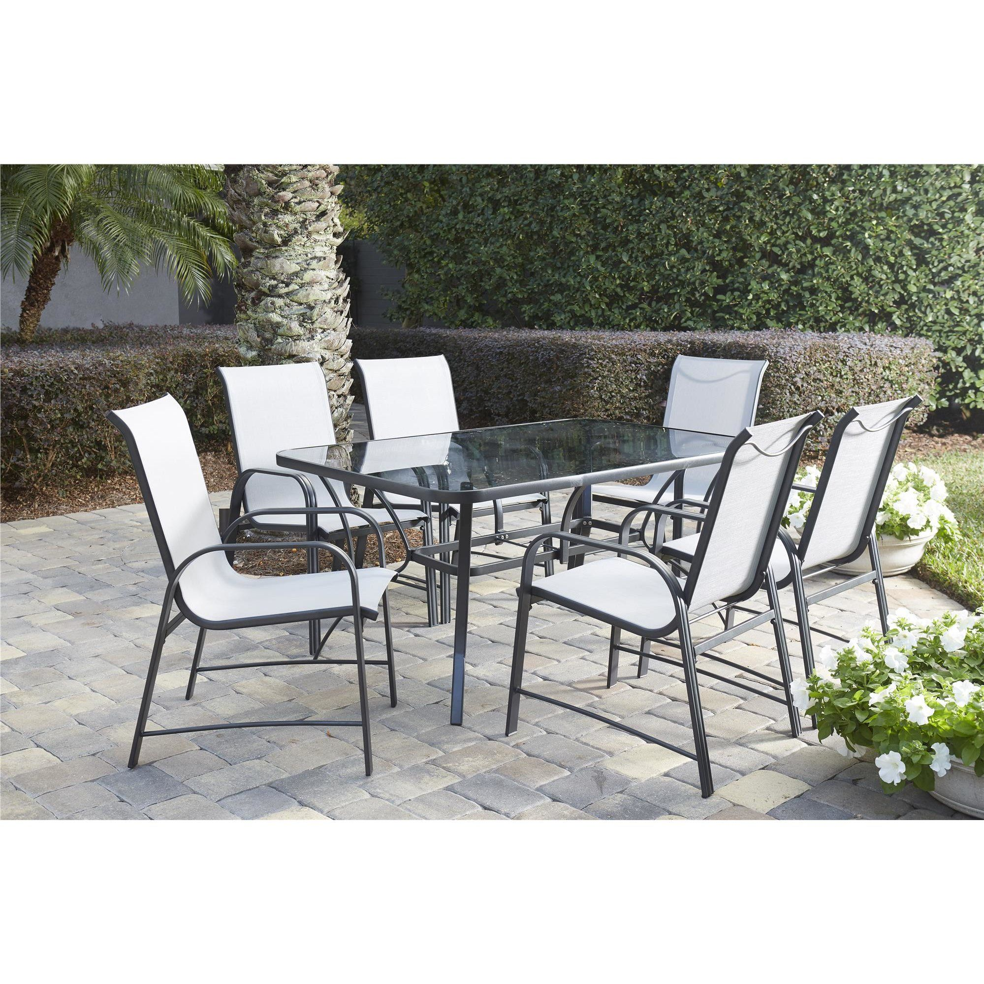 Bellbrook 7 Piece Patio Dining Set Home Pinterest