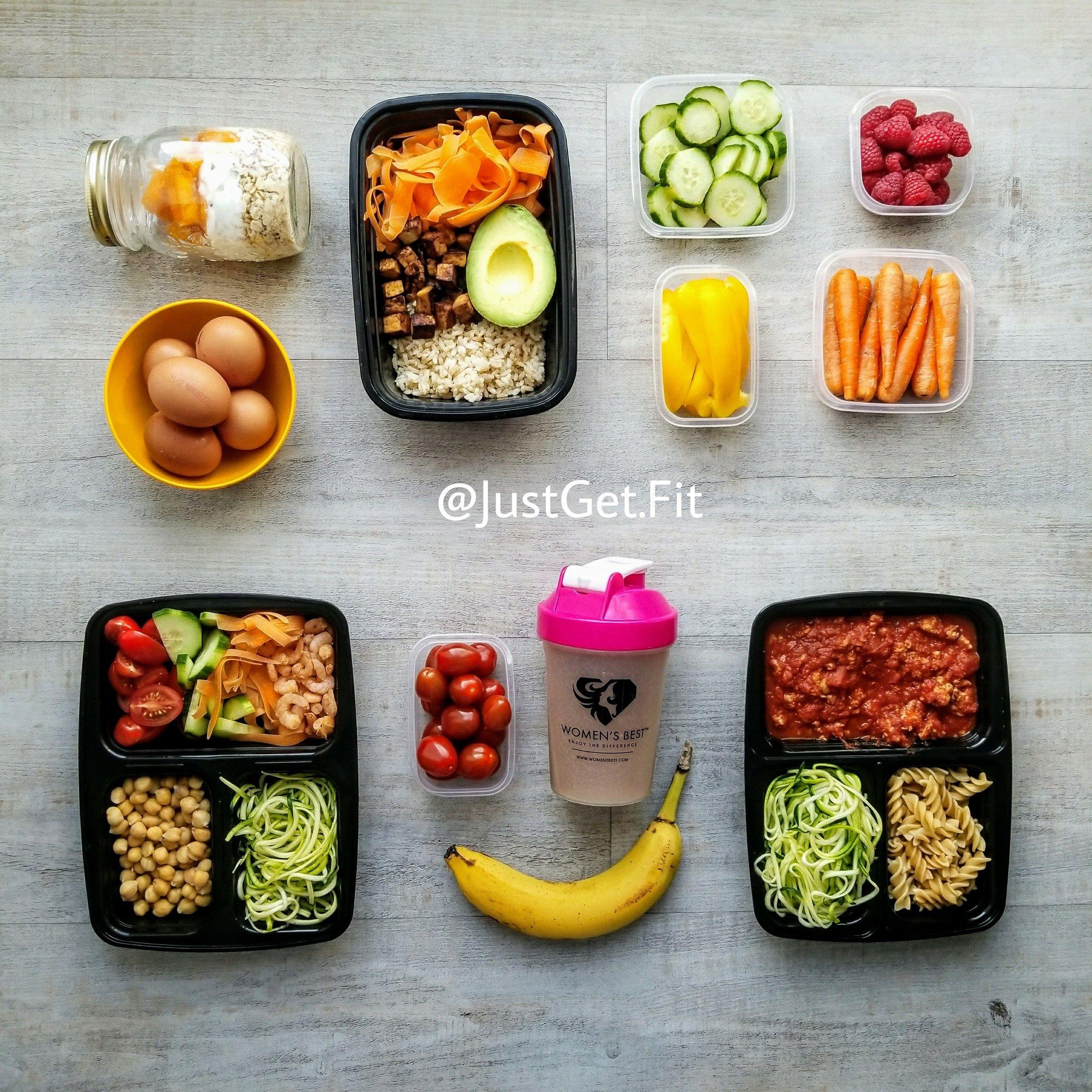 2000 calorie diet food groups