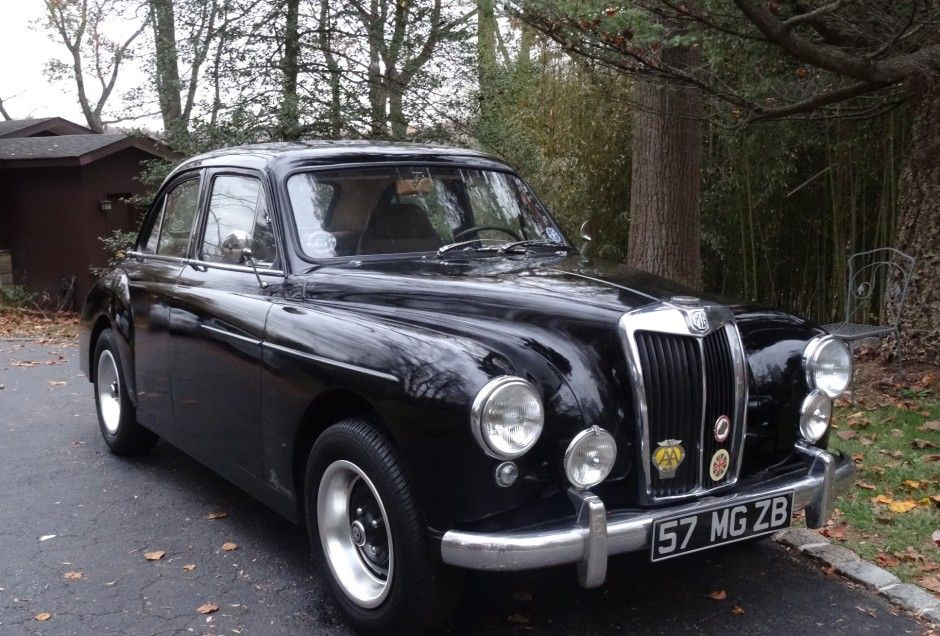Modified 1957 MG Magnette ZB #Auction #ForSale | Auctions and For ...