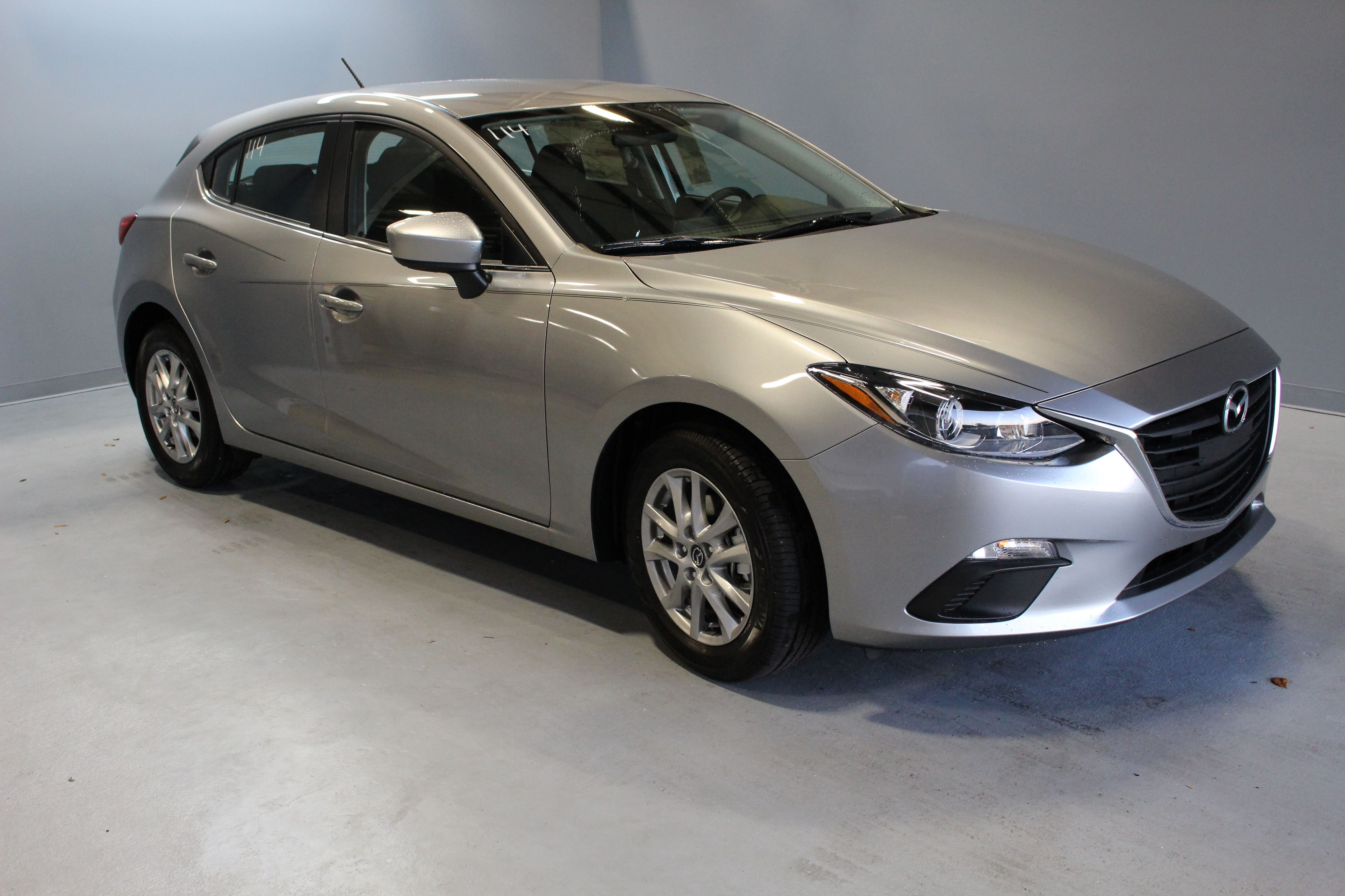 2014 Mazda 3 Hatchback Silver This Is The Colour I Want Www Naplesmazda Com Mazda 3 Hatchback Mazda 3 Mazda