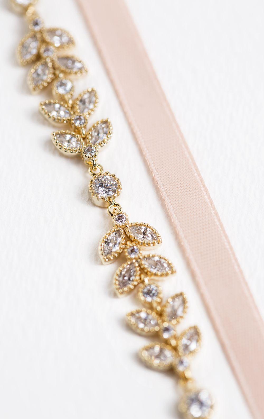 Boho Gold Leaf Headband | The o\'jays, Products and Rose gold