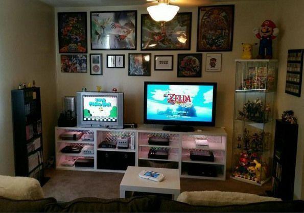 Photo of Unser Spielzimmer wurde aktualisiert! – Imgur #recreationalroom #office #recreational #room, #Gaming #Img …