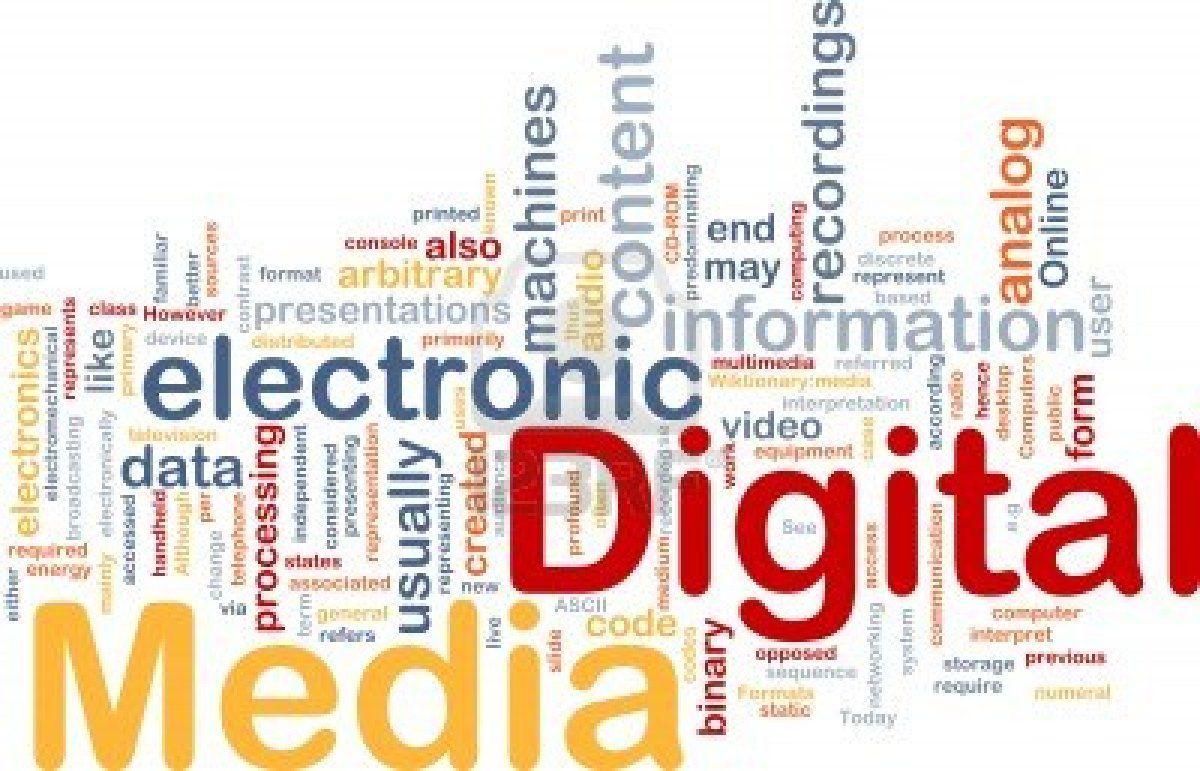 Image result for digital media