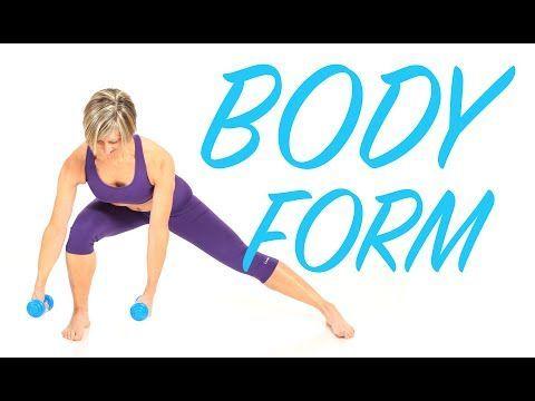 #bestes workout für zuhause #core #fitness #Gymnastikball #mit #Phase 24 min Hanteltraining für Zuha...