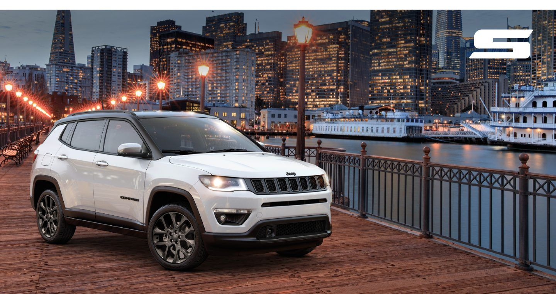 Jeep® Compass S-Model   特別限定車 Jeep®【2020】   都市, 乗車, 全國