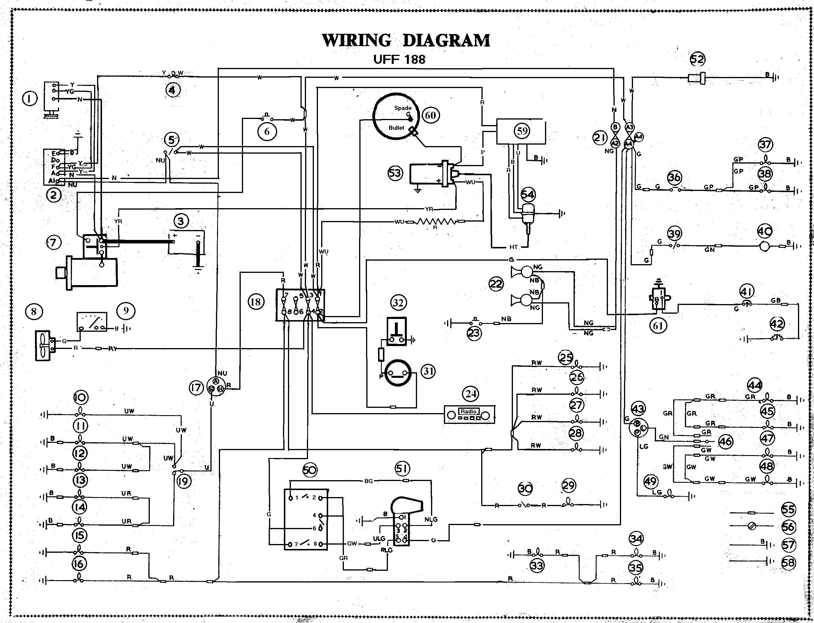 Wiring Diagram Symbols Automotive Electrical diagram