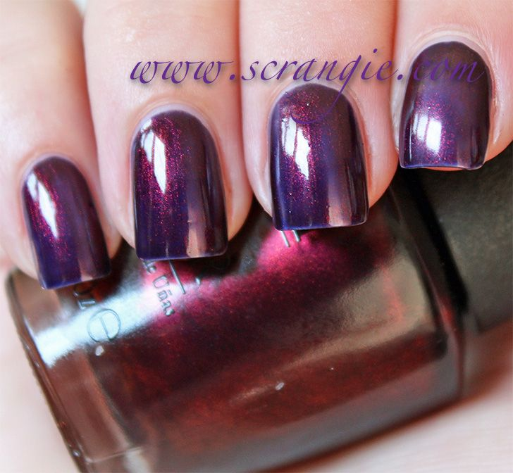 Scrangie: OPI Germany Collection Fall 2012 Swatches and Review ...