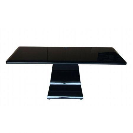 Zaor Idesk Big No Rack studio meubel zwart glanzend