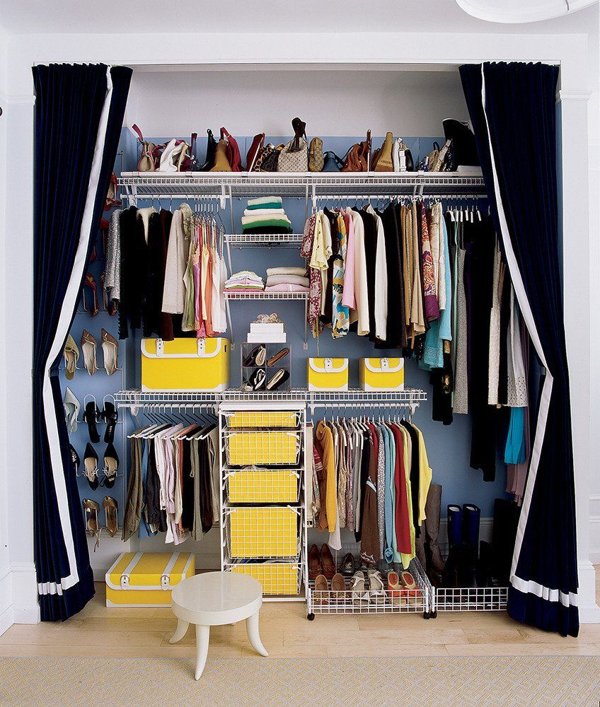 Make Your Closet The Best Part Of The House U2014 Without Breaking The Bank