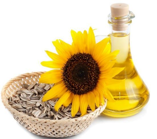 Is Your Hair Thinning Try Sunflower Oil Organic Oil Sunflower Oil Sunflower Seeds Benefits