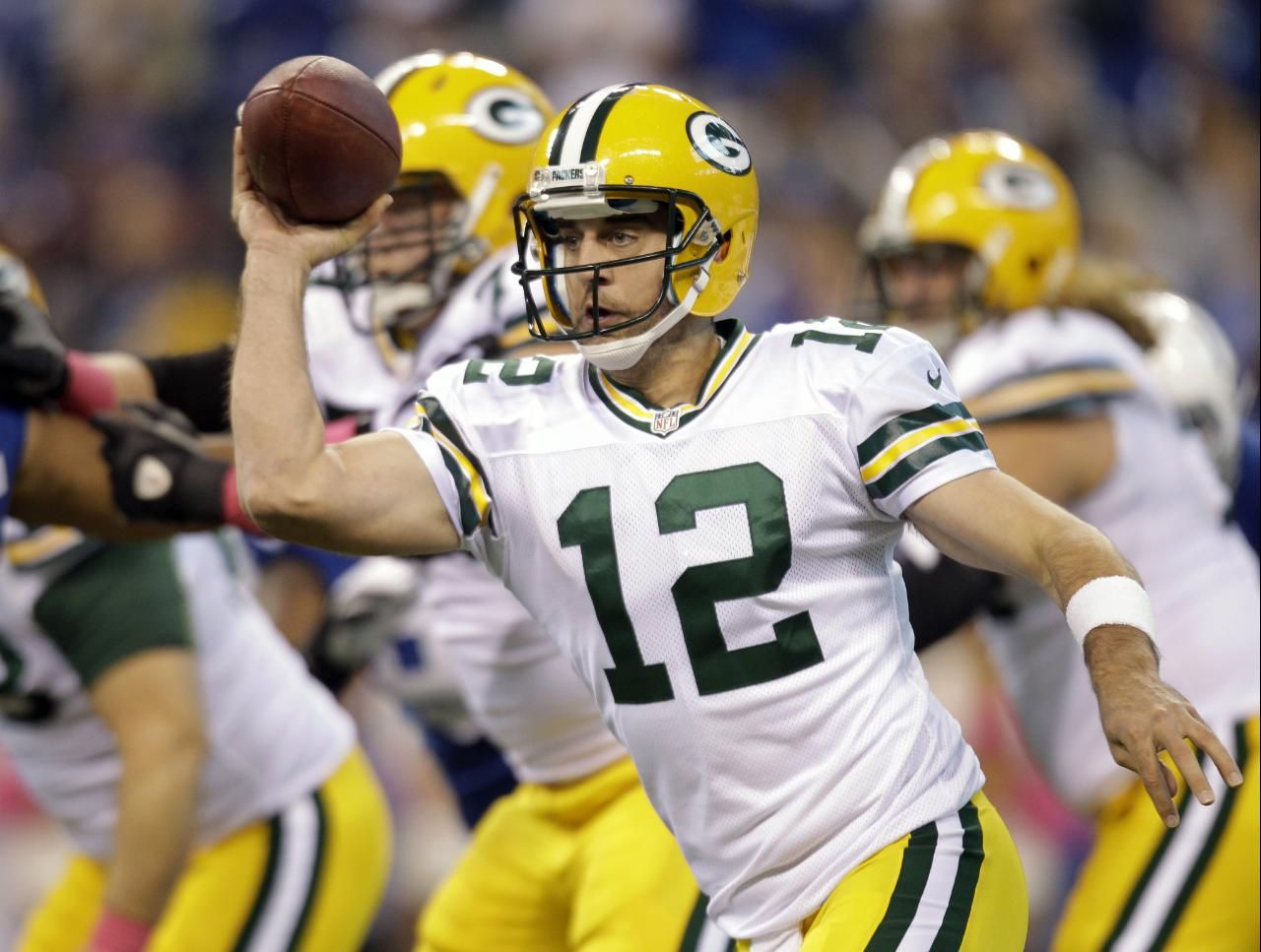 Packers Colts Football Aaron Rodgers Aaron Rodgers Colts Football Football
