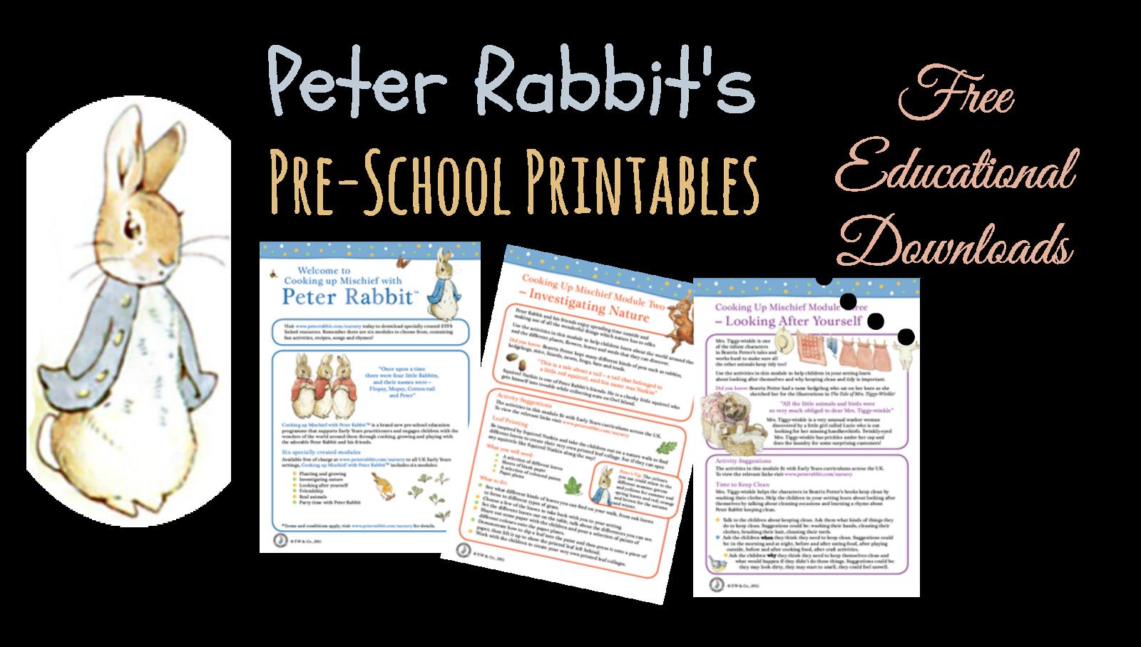 Strangers Amp Pilgrims On Earth Peter Rabbit S Pre School