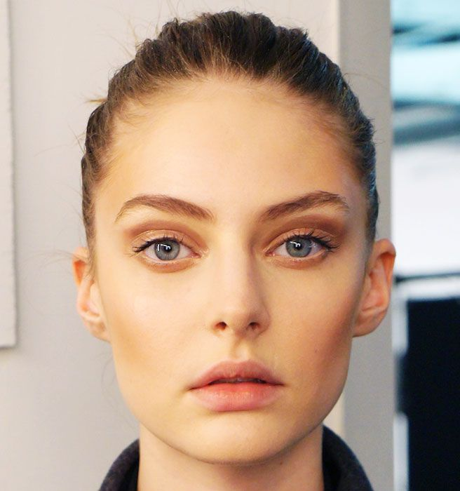 How to: DVF's Big-Eyed, Ballet-Inspired Beauty Look ...