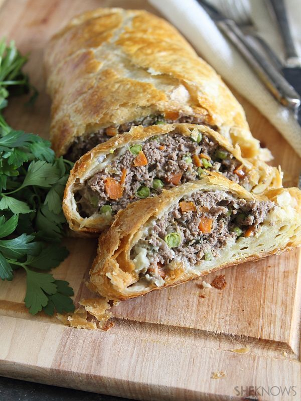 Beef Wellington For The Everyday Cook Beef Wellington Ground Beef Wellington Beef Wellington Recipe