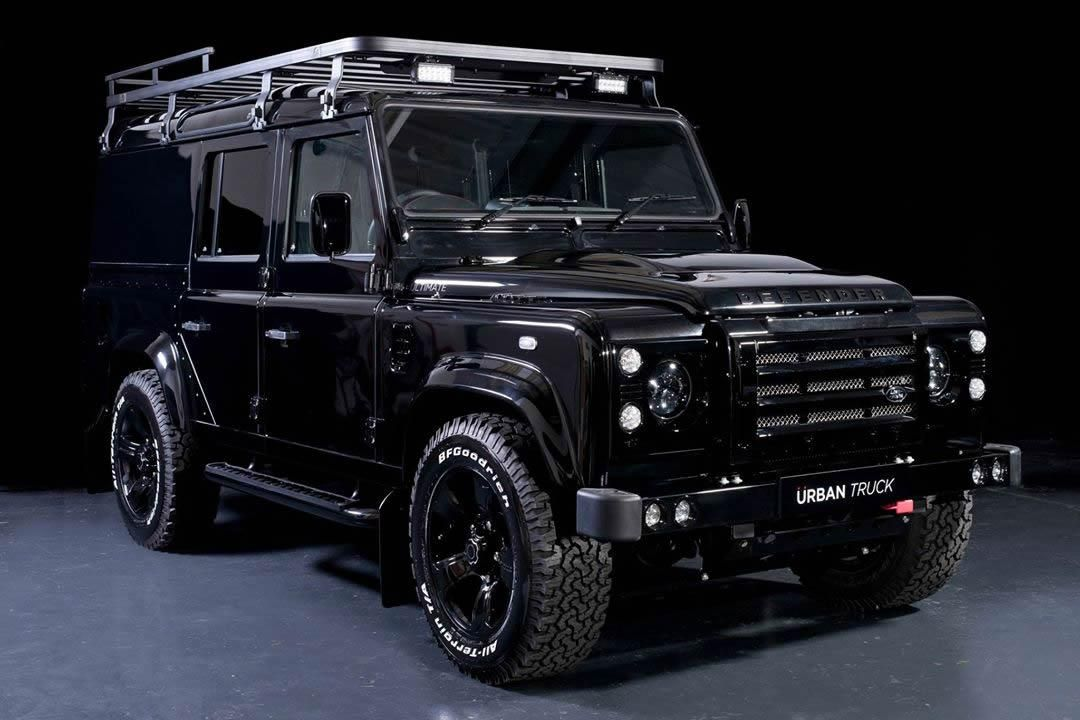 The Land Rover Defender Ultimate Edition Is Insane Coches