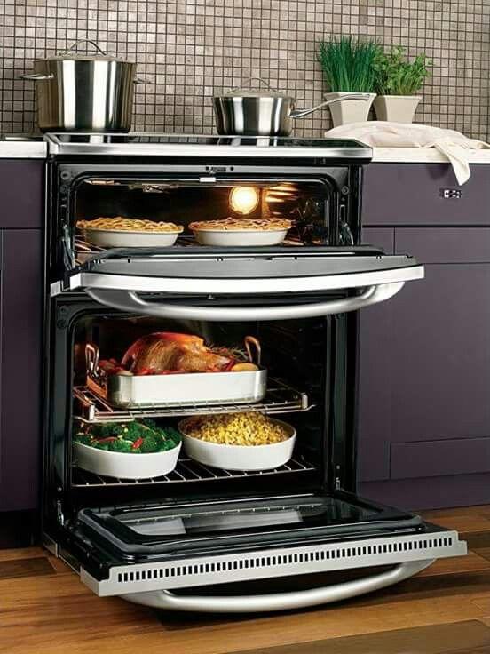 Doble Horno Kitchen Stove Kitchen Remodel Kitchen Design