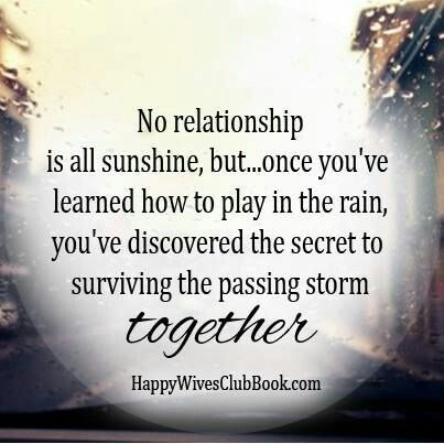 Surviving The Storm Love Quotes Love Quotes Relationship Quotes