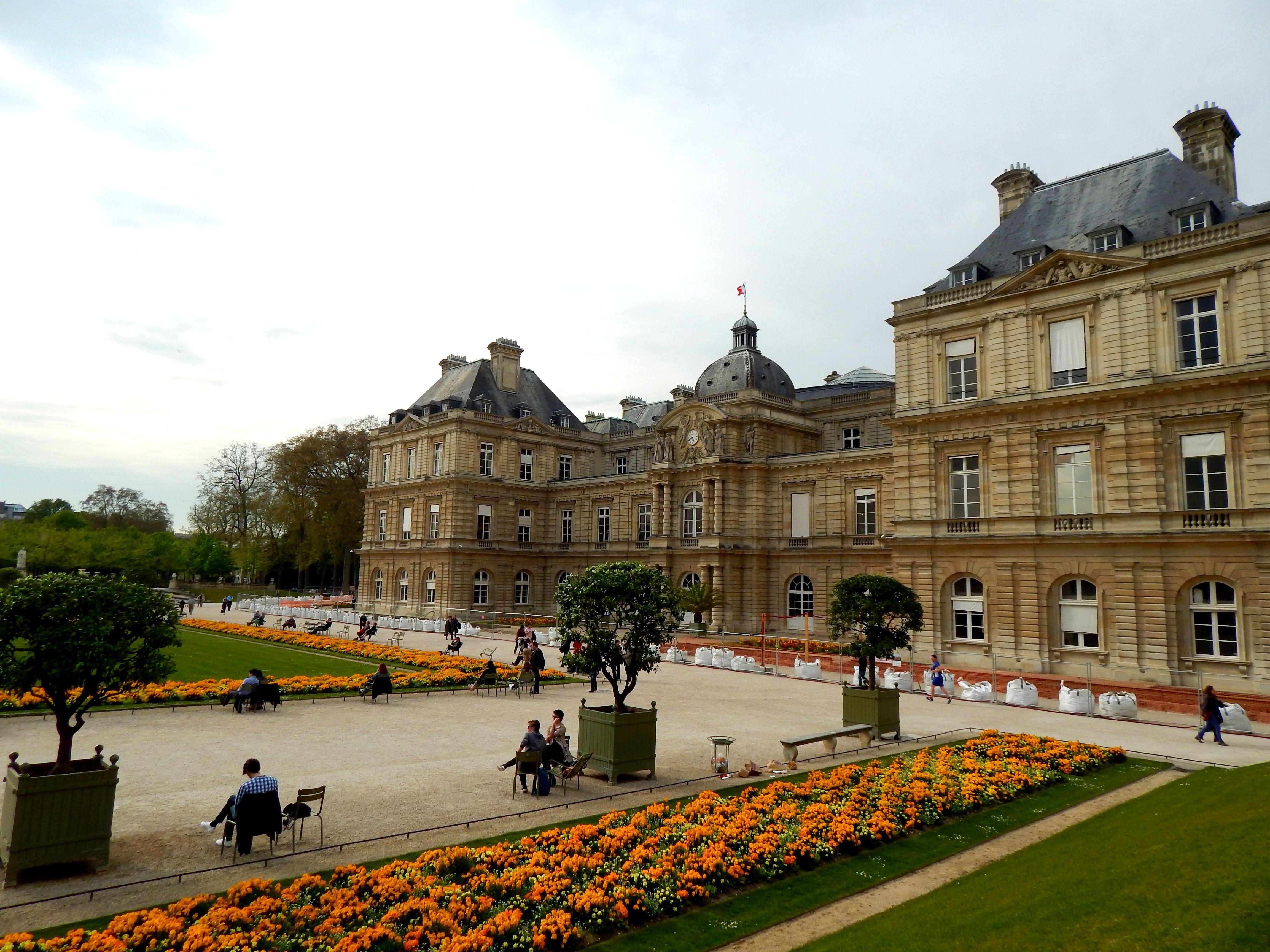 Les Jardins de Luxembourg, Paris