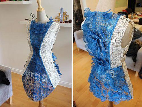 3Doodles of the Week - 3Doodler dress