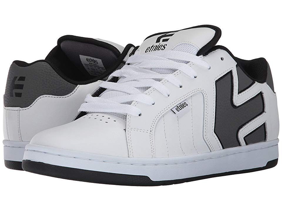 etnies Fader 2 Men's Skate Shoes White