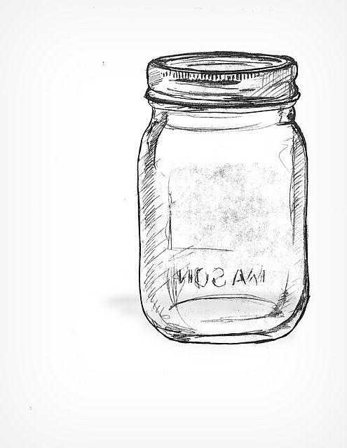 Mason Jar Mason Jar Tattoo Jar Mason Jars
