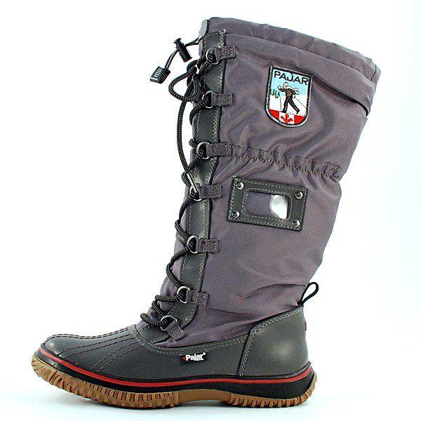 Pajar Canada Damen Schuhe Shoes Winterstiefel Stiefel