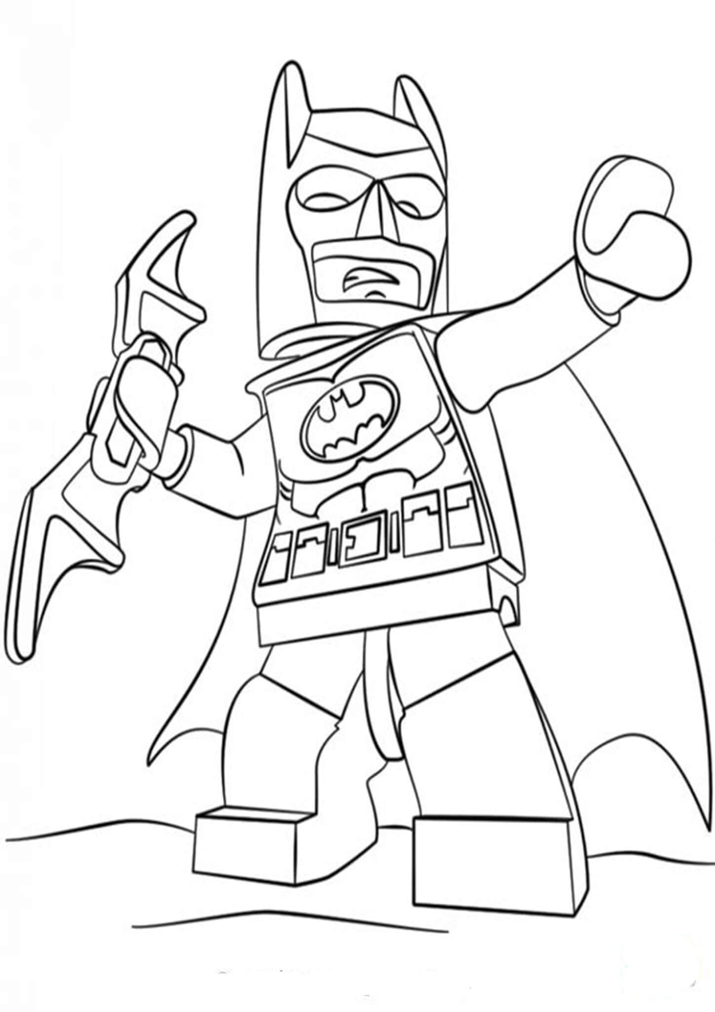Free Easy To Print Lego Batman Coloring Pages Avengers Coloring Pages Lego Coloring Pages Superhero Coloring Pages