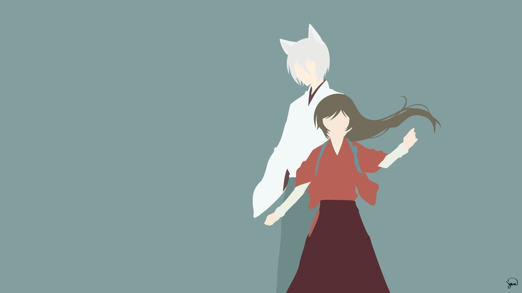 Nanami Tomoe Kamisama Hajimemashita By Greenmapple17 Anime Canvas Kamisama Kiss Aesthetic Anime