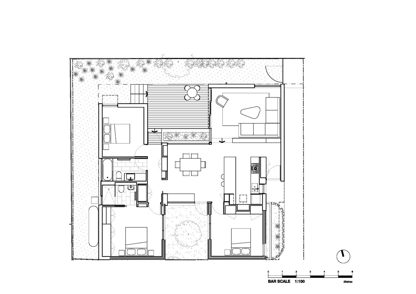 Gallery Of Kew Villa Mcmanus Lew Architects 10 Proposal Planning Architect Design How To Plan