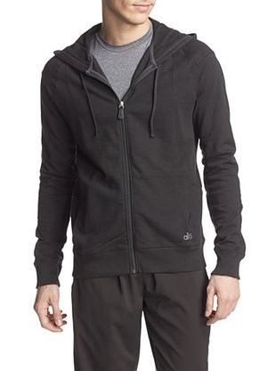 45% OFF alo Men's Mantra Hoodie (Black)