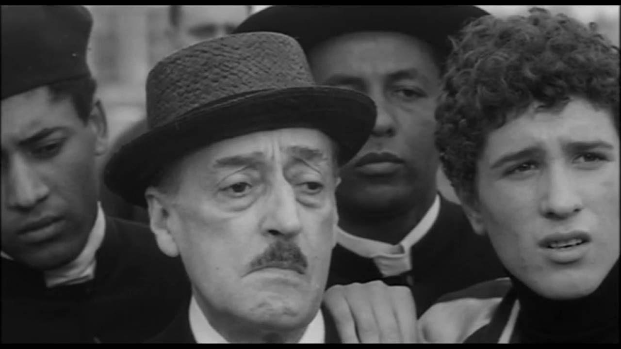 UCCELLACCI E UCCELLINI (Film Completo con TOTO\' E NINETTO DAVOLI ...