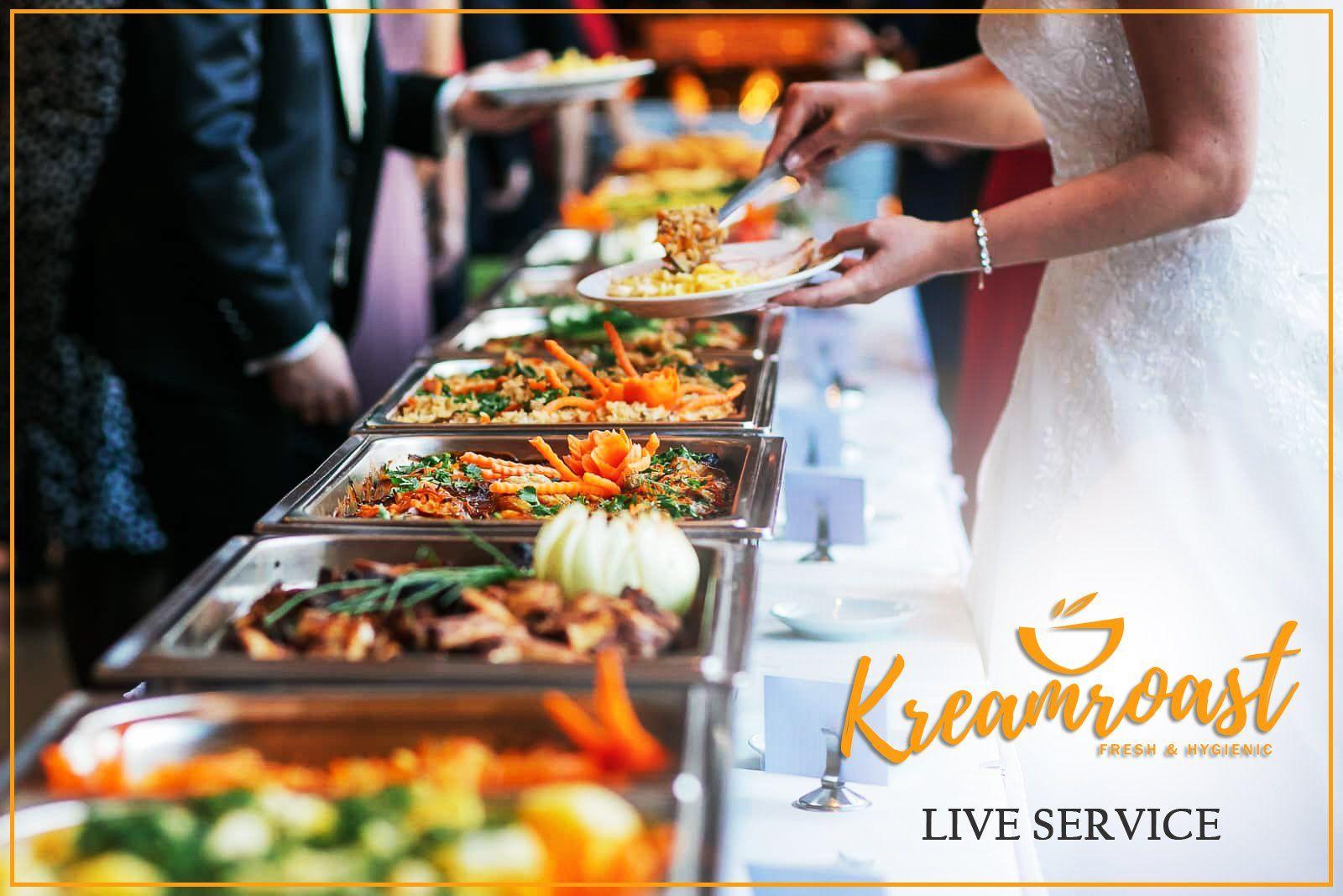 Kreamroast On Twitter In 2020 Wedding Catering Catering Vegan Wedding
