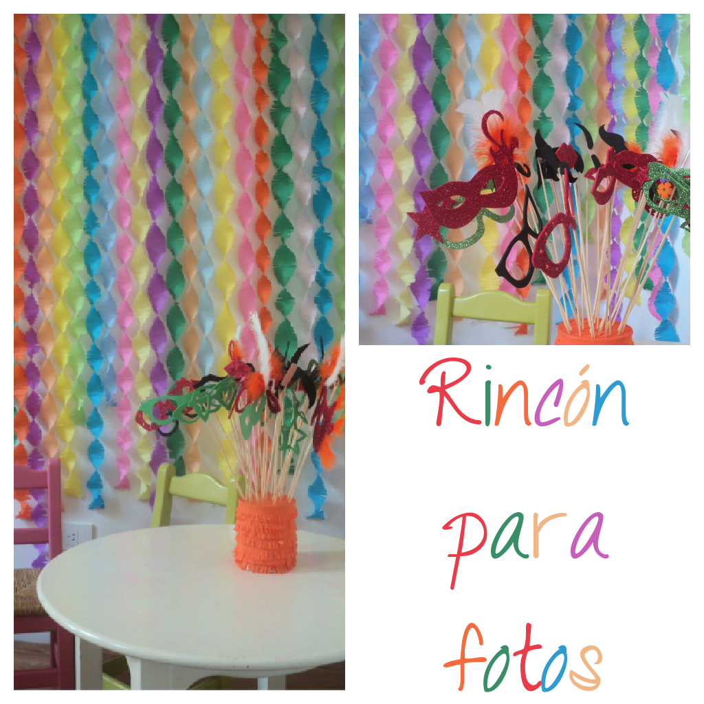 Papeles peque os decoraci n de cumple party pinterest espa ol crepes y fiestas - Papeles para decorar ...