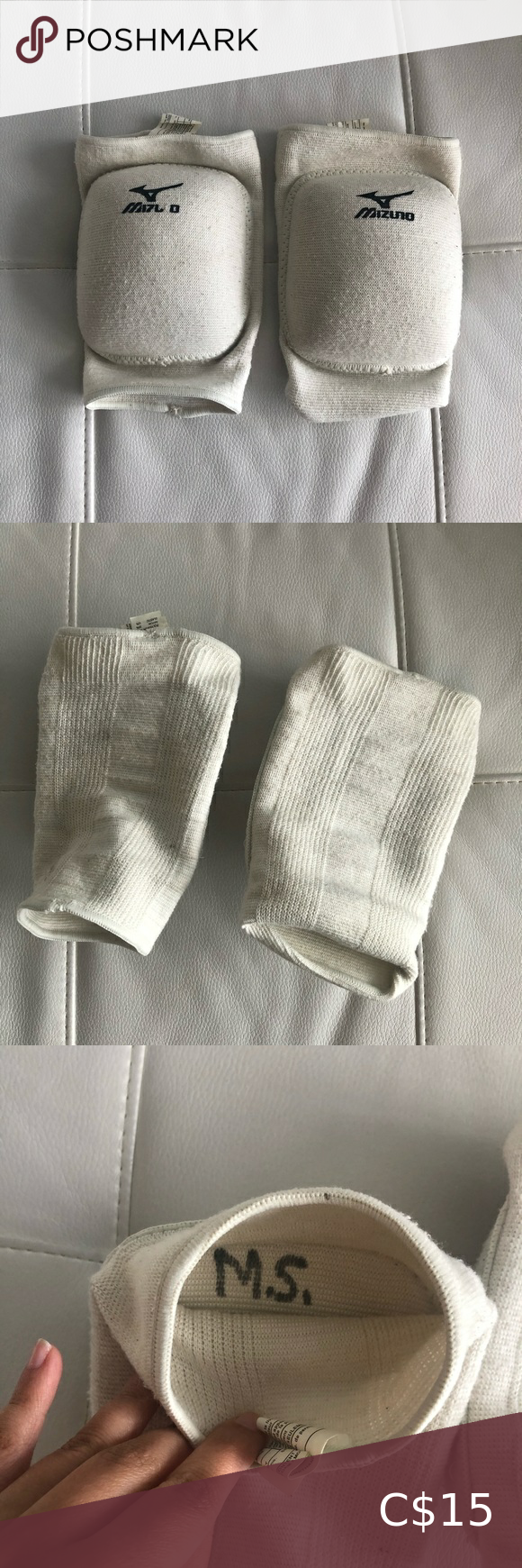 Volleyball Knee Pads Worn Quite A Bit But They Still Work Perfectly Other In 2020 Volleyball Knee Pads Knee Pads Knee