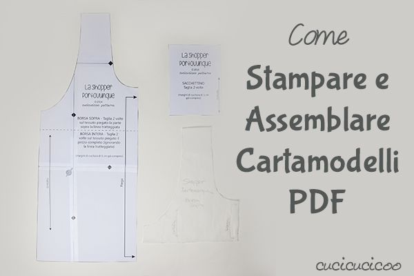 E Pattern Assemblarli Come Cartamodelli Sewing Stampare Pdf qwIItpfX