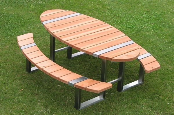 Unique Picnic Tables for Outdoor
