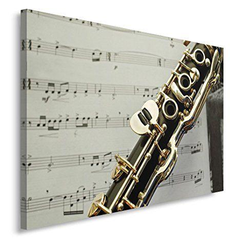 Feeby Wandbild - 1 Teilig - 30x40 cm, - Bilder Musik Bilder Art