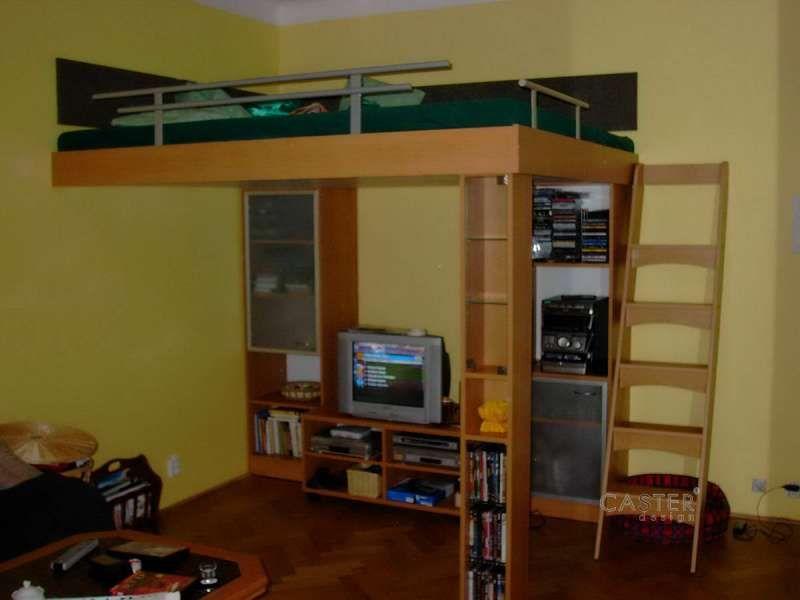 Detské poschodové postele - Caster