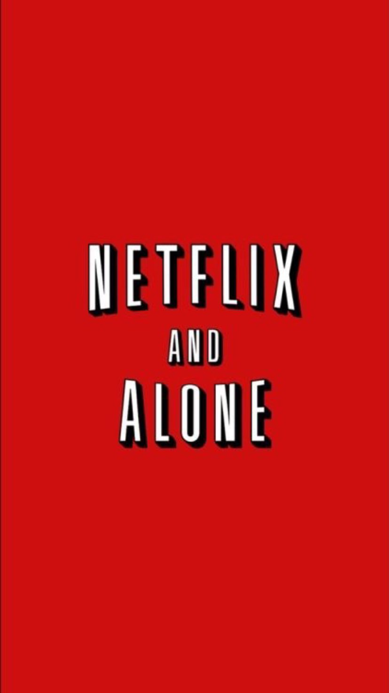Netflix Alone Wallpaper Wallpapers Pin Lovesherworld With