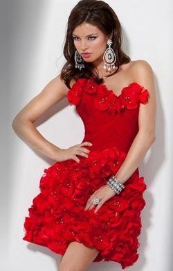 Vestidos De Noche Para Jovenes Los Vestidos Elegantes Y