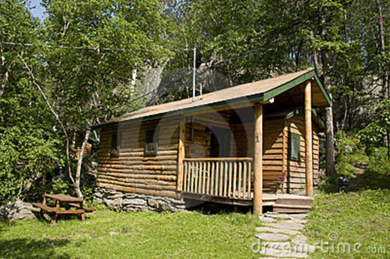 Black hills cabin in black hills of south dakota royalty