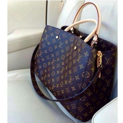 New luxury bag #louisvuittonhandbags